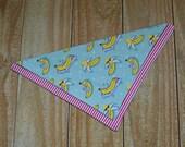 Bananas Slip Through Coll...