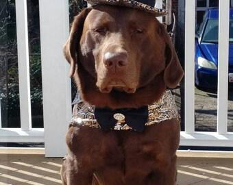 Tailcoat Dog Costume