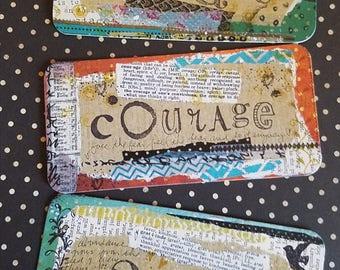 Comfort Cards Set of 3, Bookmarks, Reminders, Encouragement