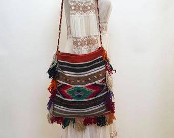 Nomads Cross Body Vintage Travel Messenger Bag