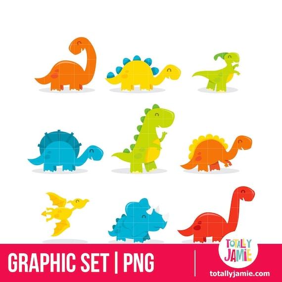 Dinosaur clipart/ Cute dinosaur clipart / dinosaur ...