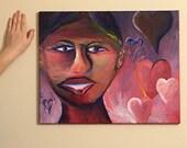 Loving Smile Painting