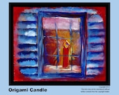Candle Painting