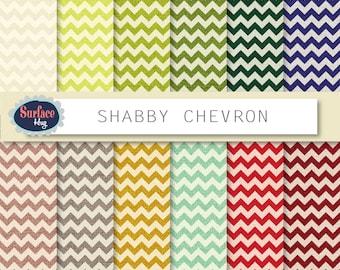 SHABBY Chevron digital paper CHEVRON paper chevron background invites Scrap booking Chevron printable Digital chevron paper, commercial use.