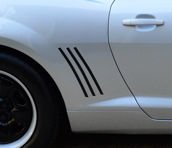 Camaro Gill Inserts, Chevy Camaro 2011 2012 2013, item#66