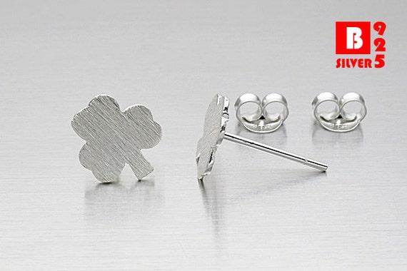 Süsse Marienkäfer Ohrstecker Echt 925 Silber Ohrringe Kinder Geschenkidee TOP