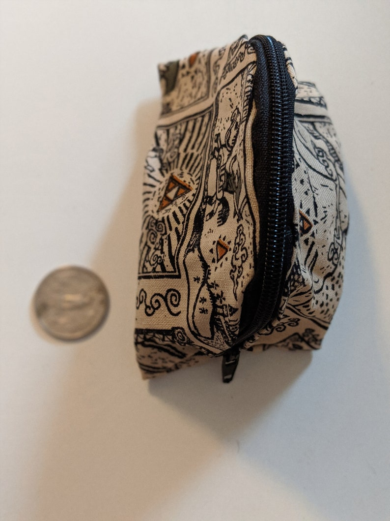 Small Wind Waker Pouch