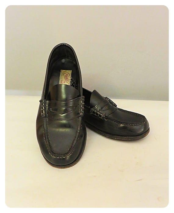 Vintage femme chaussures style mocassin des années 40 50 s   Etsy e058f328b112