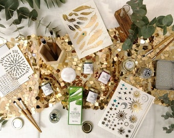 Luxury Wedding Eco Glitter DIY Kit, Hen Party Eco Glitter Kit, DIY Eco Glitter Bar, Festival Eco Glitter Kit, Bachelorette Party Glitter Kit