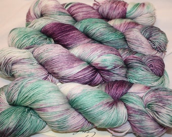 Confection Sock Yarn:  The Frog Prince