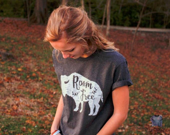Roam Free Buffalo