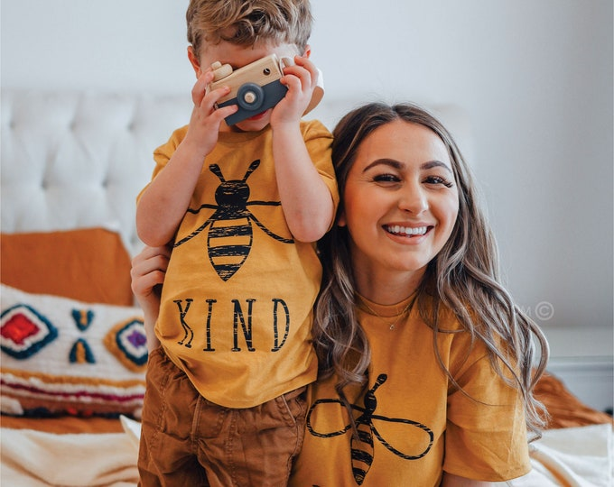 Featured listing image: Mommy & Me - Bee Kind