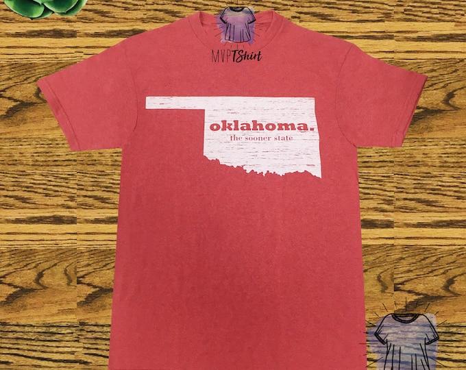Oklahoma Sooner State
