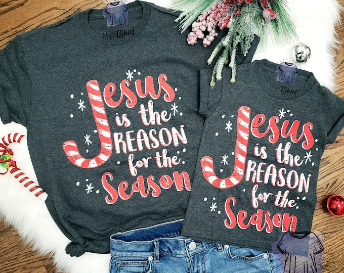 Featured listing image: Jesus is The Reason for The Season