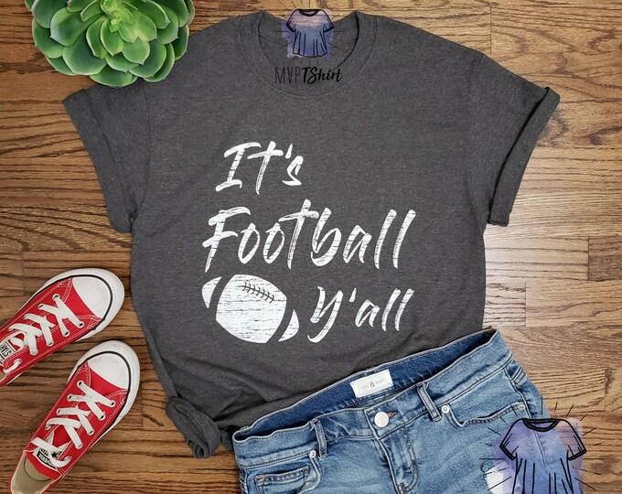 It's Football Y'all