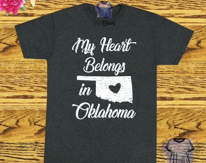 My Heart Belongs in Oklahoma