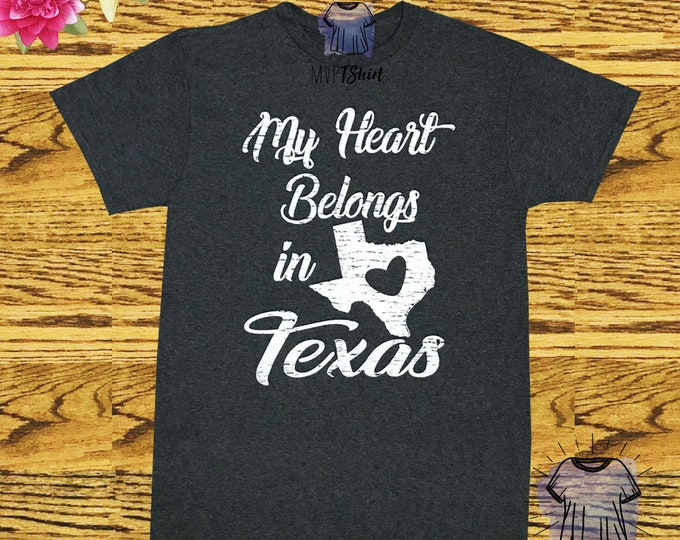 My Heart Belongs in Texas
