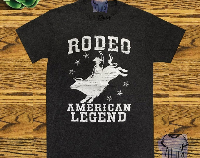 Rodeo American Legend