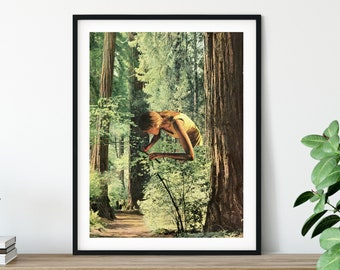 Nature prints, trees print, Scandinavian Print,Tree Wall Art, Posters, Minimalist Print