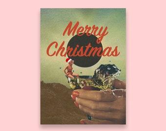 Christmas card 2021 UK
