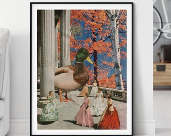 Extra large print , Animal art, Luxury print,Large wall art, Hallway art, Livingroom art, Staple wall decor