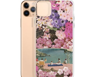Pink iPhone  11 case, IPhone 12 case, 12 pro max, Protective iPhone case, IPhone cover