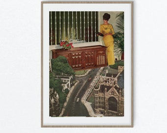London print, London art, Westminster Abbey art,  Travel Print, London Poster,