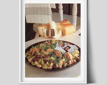 Food prints