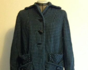 Betty Rose Vintage 1940s/1950s Winter Coat