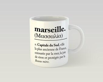Cup MARSEILLE / MASSILIA Mug