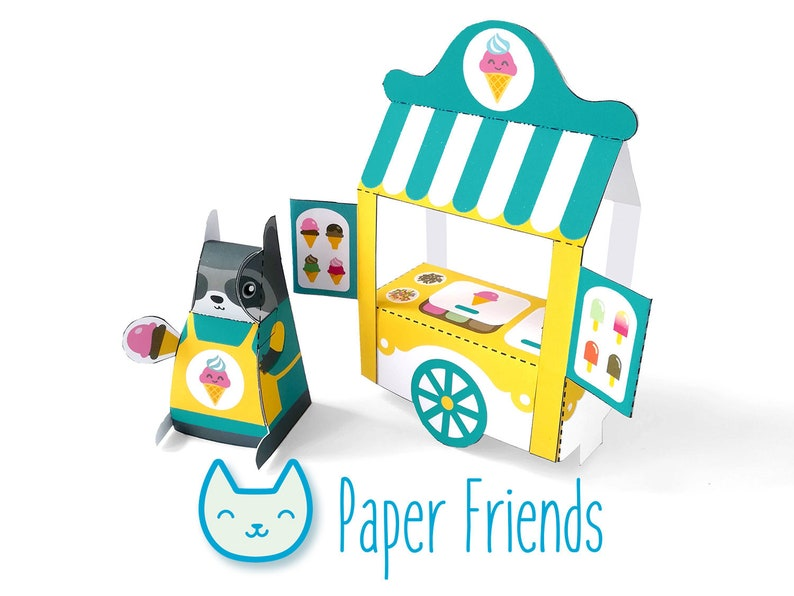 Paper Toys Pdf