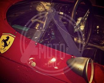Photo - Vintage Ferrari Racecar - John Surtees