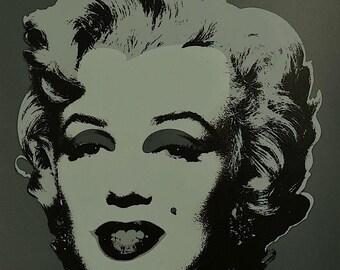 Portraits of Ingrid Bergman THE NUN #38 Andy Warhol