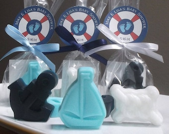 Nautical Baby Shower Favors Etsy