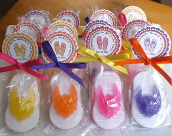 Spa Party Favors Etsy