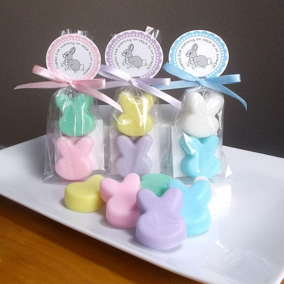 Bunny Baby Shower Favors Unique Baby Shower Favors Bunny Etsy
