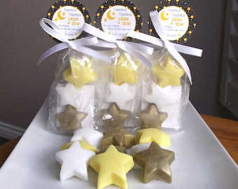 Twinkle Twinkle Little Star Baby Shower Favors - Twinkle Star Favors, Twinkle Little Star Baby Shower, Baby Favors - Set of 10