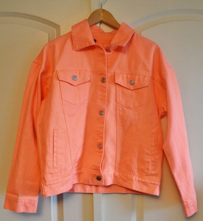 Hand Painted Customized Denim Jacket