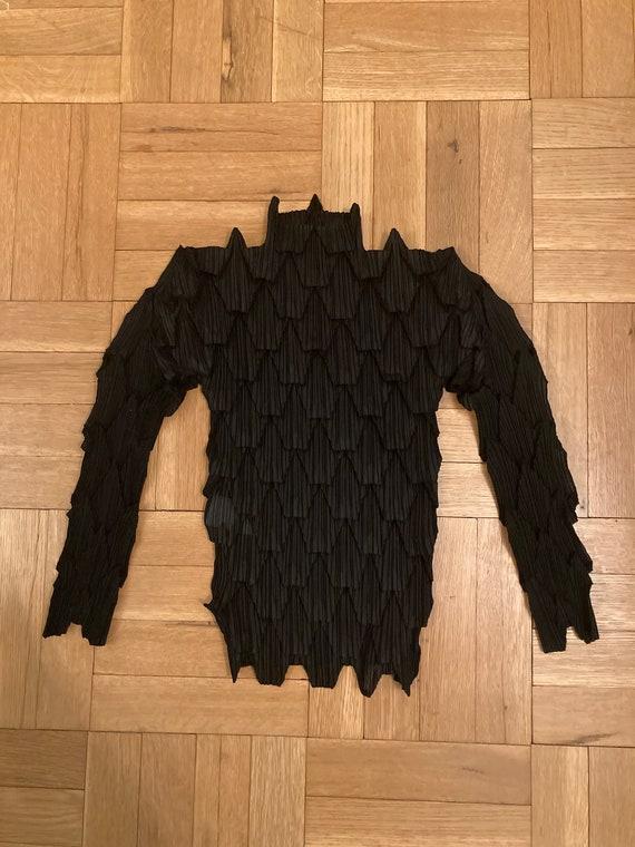 Vintage Pleats Please Issey Miyake top