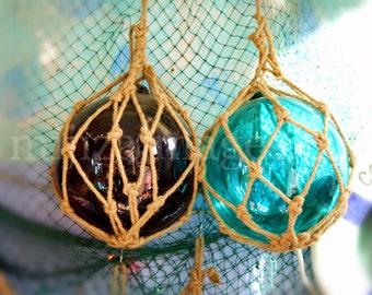Glass Fishing Balls Provincetown Cape Cod