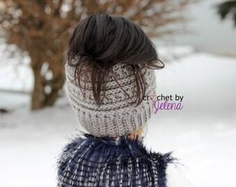 Katniss Messy Bun Hat 1a90825ff74