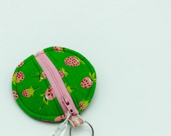 Earbud Case/Coin Purse