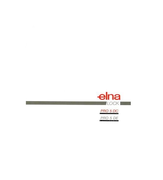 Clave para cuchillos 7mm para manok Elna pro 5de pro 5dc pro 4de pro 4dc