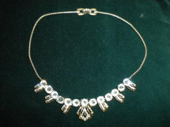 Vintage Reja Art Deco style Necklace