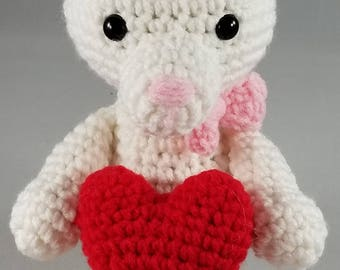 Valerie the Bear - Crochet Pattern