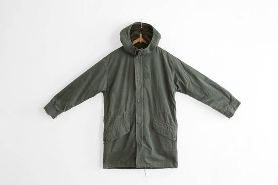 1982 Cold Weather French Army Parka