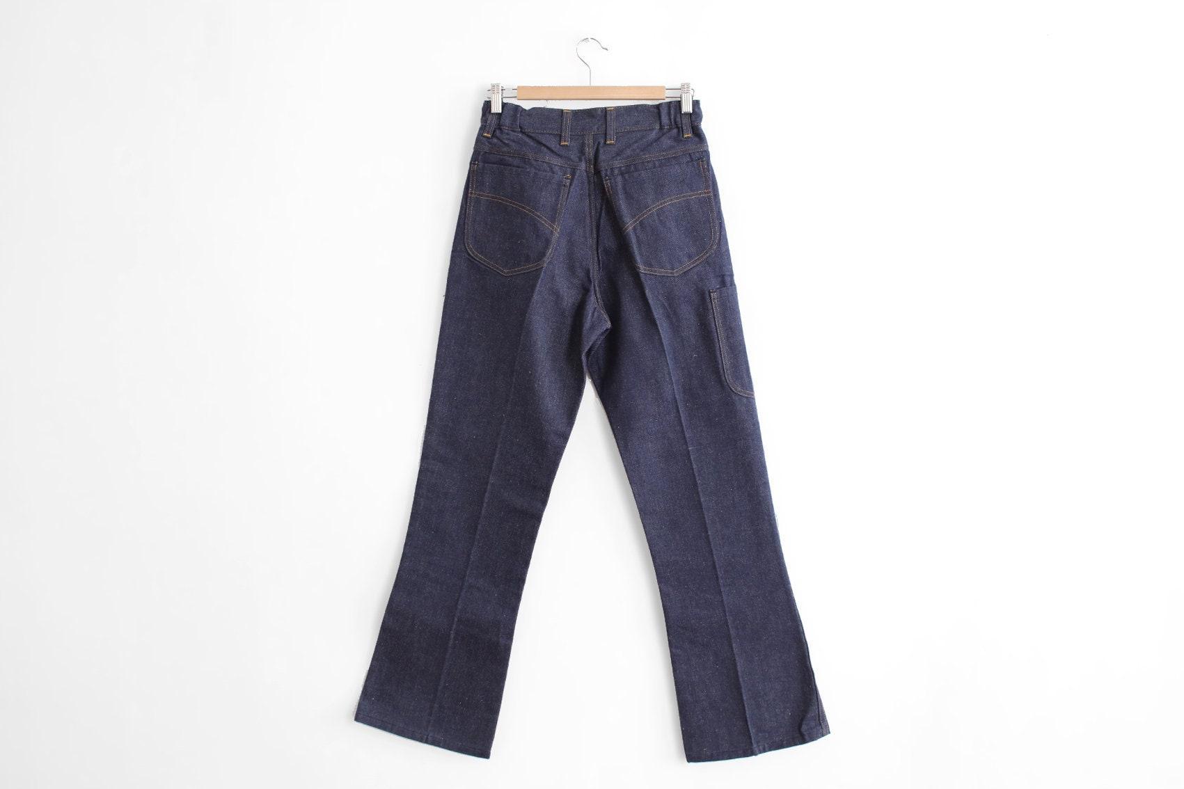 Pantalons Pour Utilitairetravail Années Jeans Des St Femme 196070 wPAcqI6