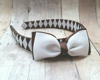 School uniform accessories,  back to school headband