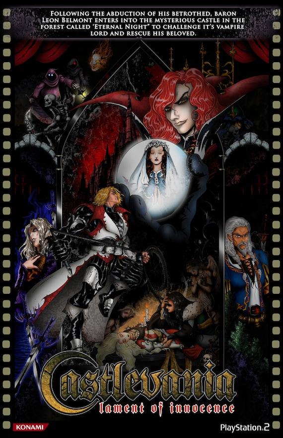 Castlevania: Lament of Innocence | Castlevania Wiki ...