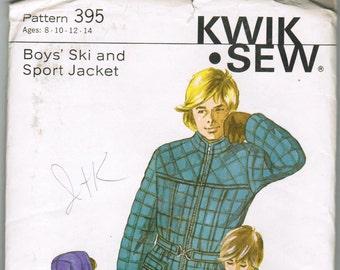 45b92029d4 Vintage Kwik Sew   395 copyright 1972